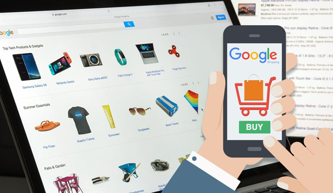 Shopping update 2020: Gratis producten via Google Shopping verkopen