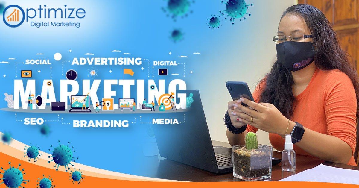 Digital marketing tijdens covid 19 optimize